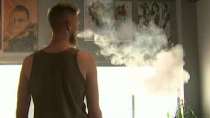 What causes vaping illnesses?
