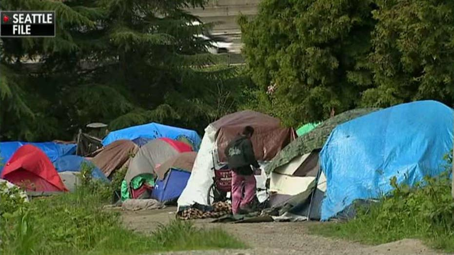 'The Ingraham Angle' examines Seattle's homelessness crisis
