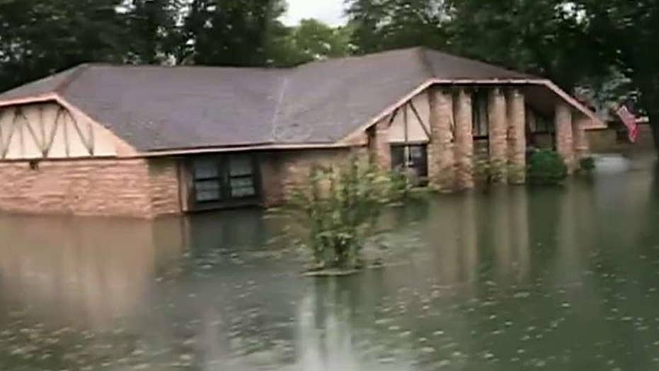 Tropical storm Imelda brings catastrophic flooding to southeastern Texas