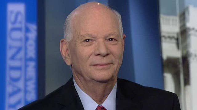 Sen. Ben Cardin on Trump administration's strategy for confronting Iran
