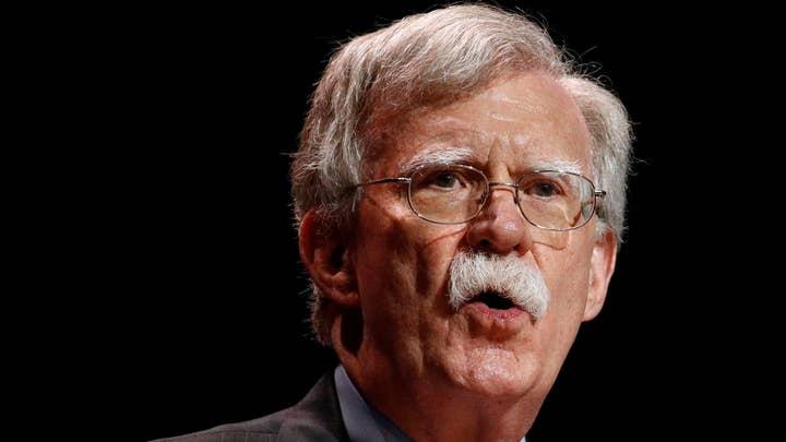 Bolton chides Trump through leak