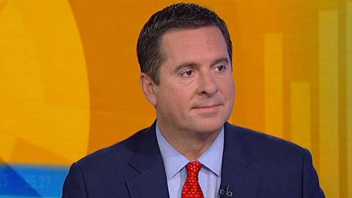 Rep. Devin Nunes on whistleblower complaint: This has all the hallmarks of the Russia hoax