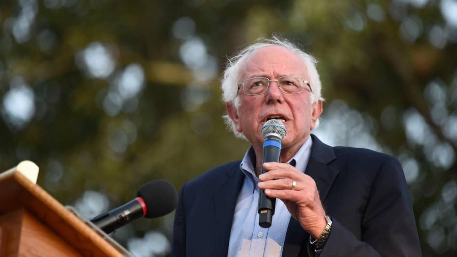 2020 Democrat Bernie Sanders officially unveils his plan to wipe out $81 billion in medical debt