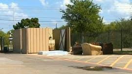 Texas woman finds newborn baby near trash bin, police say
