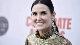 Demi Moore says she 'lost' herself after Ashton Kutcher breakup: 'I blinded myself'
