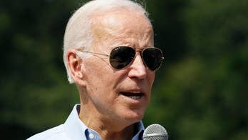 Media scrutiny shifts to Biden