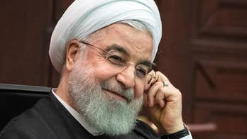 Rouhani says Iran will not negotiate with US, accuses America of 'economic terrorism'