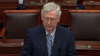 McConnell: Democrats are blocking bills to pick a partisan fight with the White House