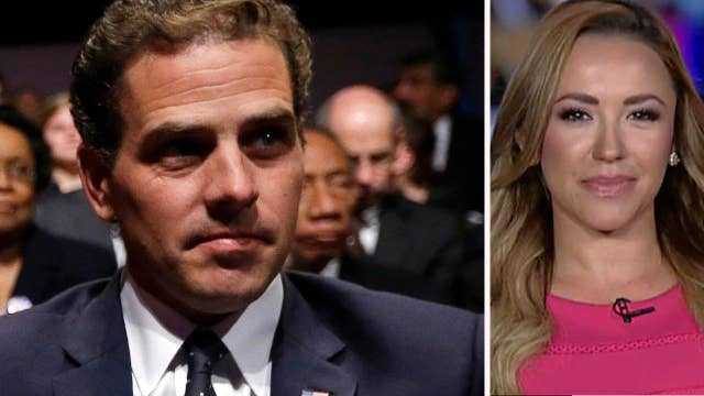 Questions raised over Joe Biden's son's business dealings with Ukraine