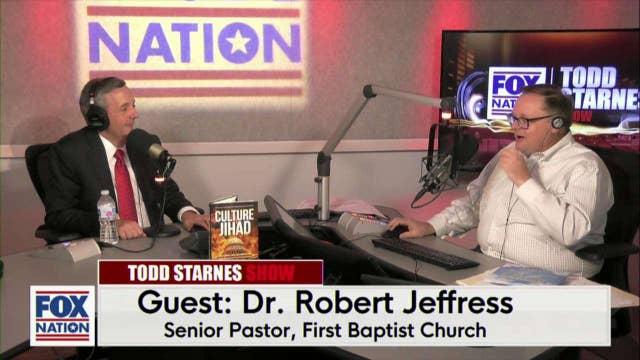 Todd Starnes and Dr. Robert Jeffress