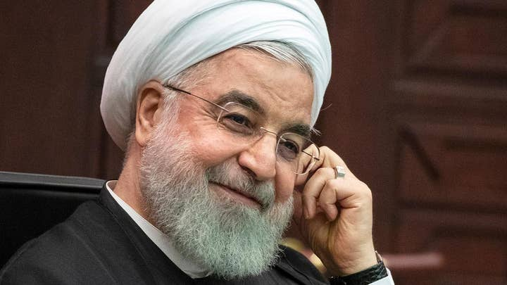 Iran's Rouhani heads to UN amid tensions with US