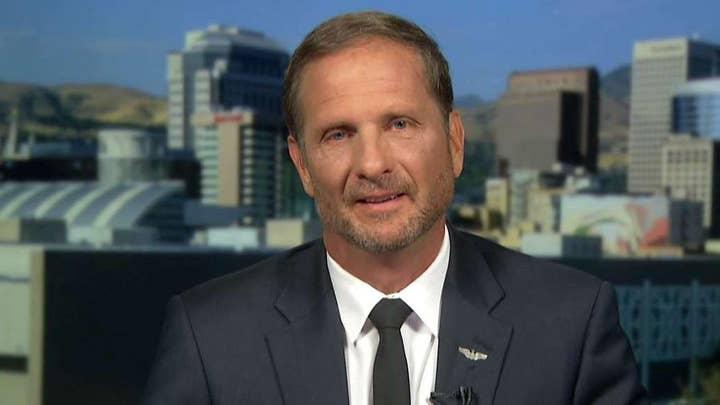 Rep. Chris Stewart warns President Trump's critics to pump the brakes on impeachment talk
