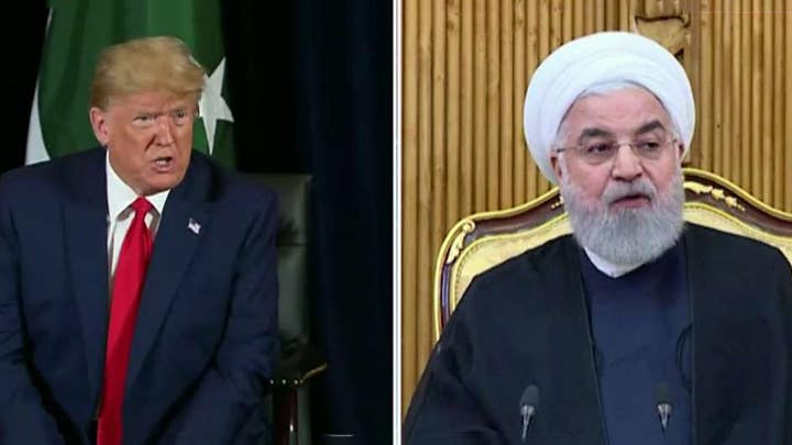 Eric Shawn: Iran in the crosshairs at the UN