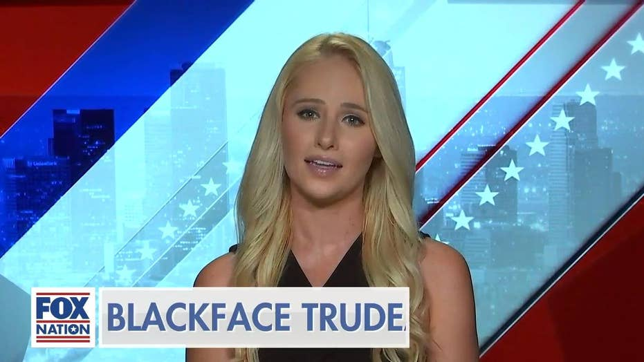 Tomi Lahren calls out double standard in media over handling of Trudeau's blackface scandal