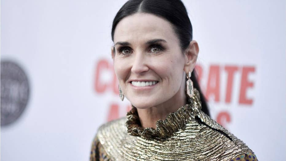 Demi Moore says she was raped at age 15 by a man who paid her mother $500