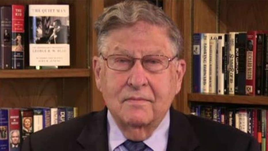 John Sununu says controversy over whistleblower complaint is a sequel to the Russia investigation