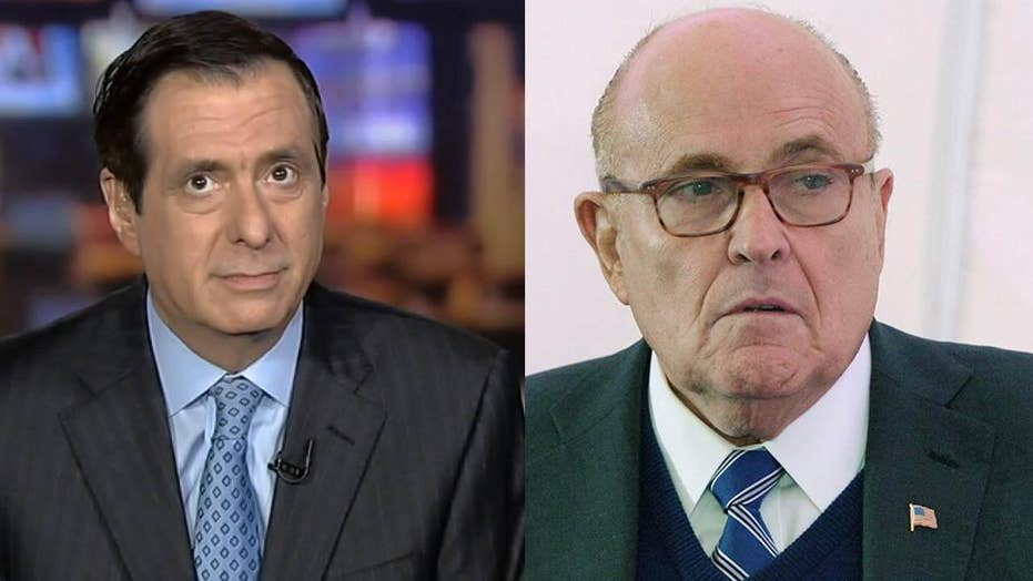 Howard Kurtz: Giuliani is breaking through after pushing Biden story for months