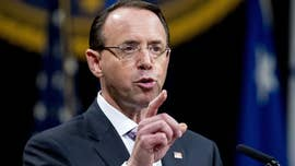 Gregg Jarrett: Rod Rosenstein must be grilled by senators Wednesday about his abuse of power