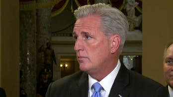 McCarthy: It's time to put the public before politics