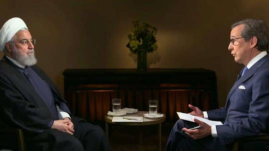 Chris Wallace interviews Iranian President Hassan Rouhani