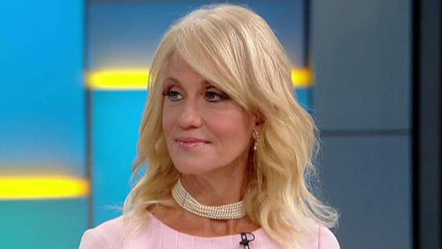 Kellyanne Conway previews President Trump's address to the UN General Assembly, discusses Ukraine controversy