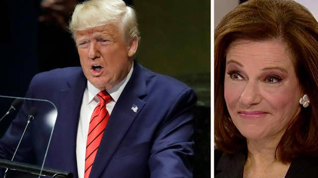 KT McFarland praises President Trump's address to the United Nations General Assembly