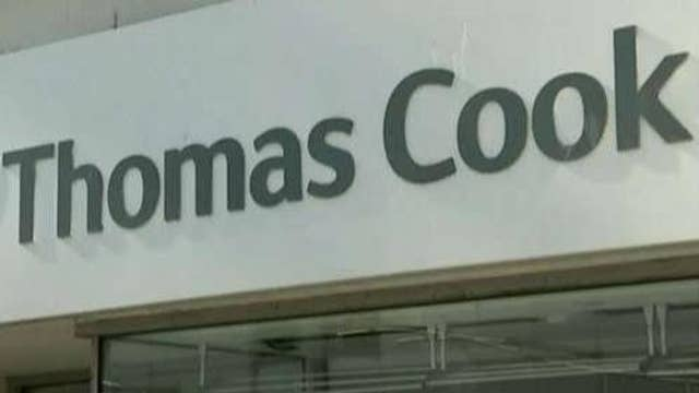 What went wrong for Thomas Cook?