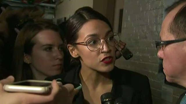 Ocasio-Cortez: What Trump has already admitted to are impeachable offenses