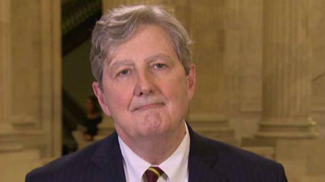Sen. Kennedy: Some Democrats just can't accept the American people chose Trump