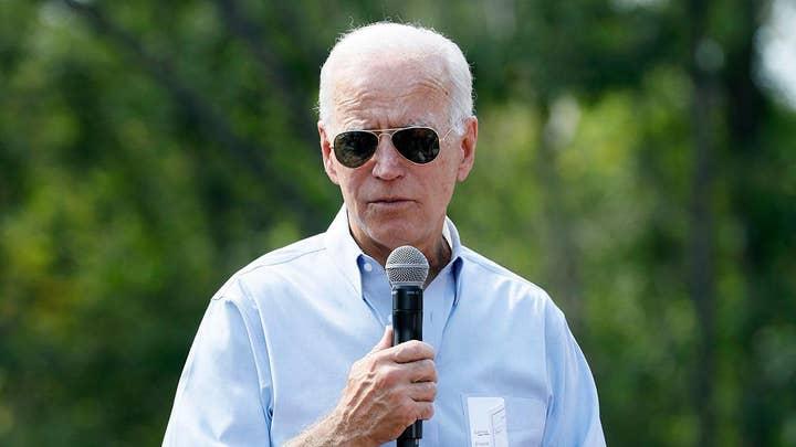 Vice President Joe Biden delivers statement on whistleblower controversy-FBN