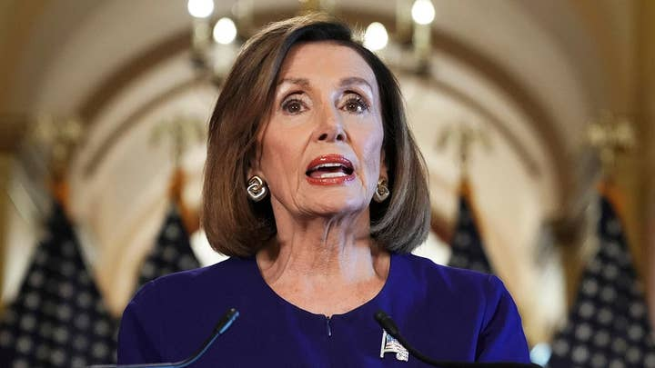 Pelosi: Trump's actions have violated the Constitution