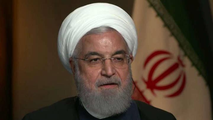 Rouhani: America is the supporter of terrorism in our region