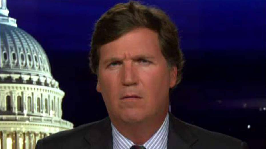 Tucker: What exactly is the 'existential threat' of climate change?