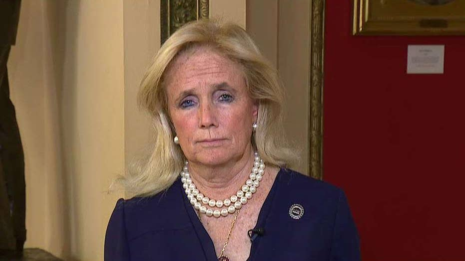 Rep. Debbie Dingell on growing momentum among House Democrats to launch impeachment probe