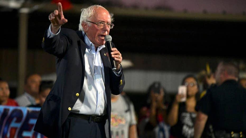 Bernie Sanders campaign ramps up criticism of Elizabeth Warren