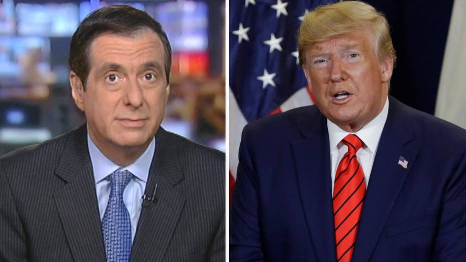 Howard Kurtz: Trump shifts explanation after report he personally froze aid to Ukraine