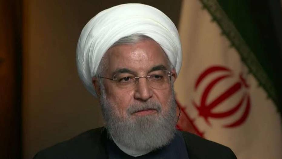 Preview of Chris Wallace's exclusive interview with Iranian President Hassan Rouhani