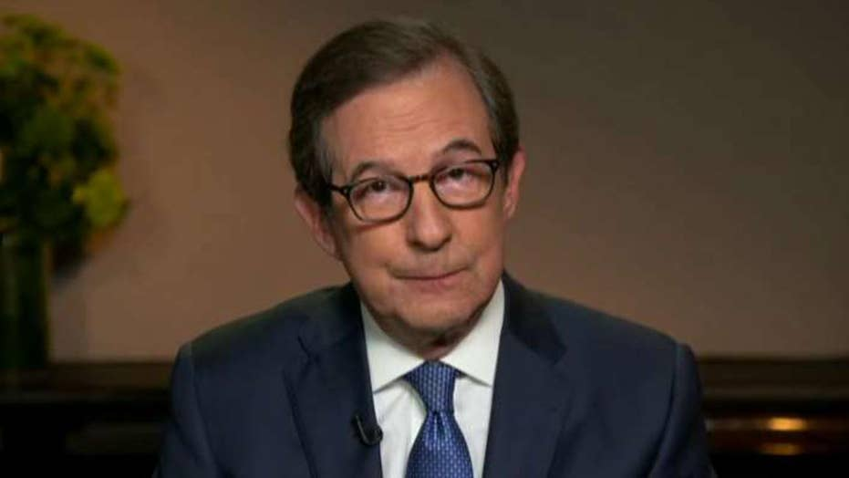 Chris Wallace on House Democrats moving forward on impeachment