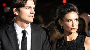 Ashton Kutcher, Mila Kunis hit Disneyland after Demi Moore makes shocking allegations in memoir