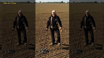 Man with metal detector finds 1,000-year-old coins worth $60,000