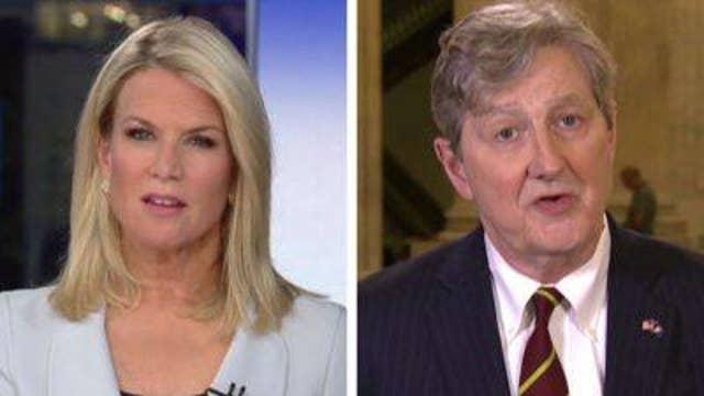 Sen. John Kennedy dismisses Dem impeachment push, says they just have 'hurt feelings'