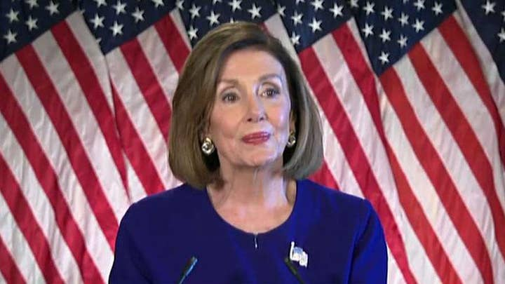NY Post op-ed: Pelosi's impeachment flip-flop changes everything