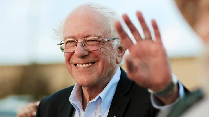 Sen. Bernie Sander unveils wealth tax plan