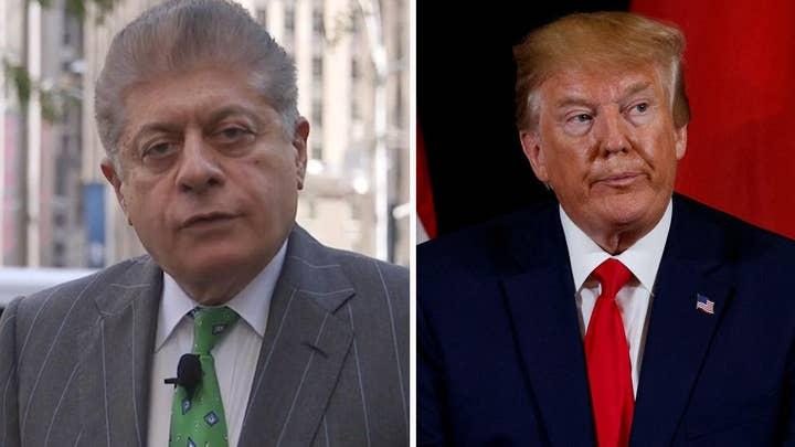 Judge Napolitano: Trump's brazen acts of corruption