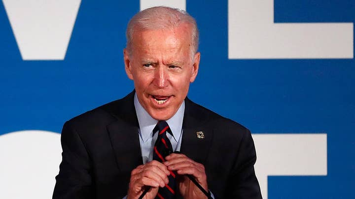 Joe Biden deflects Trump attacks on Ukraine controversy
