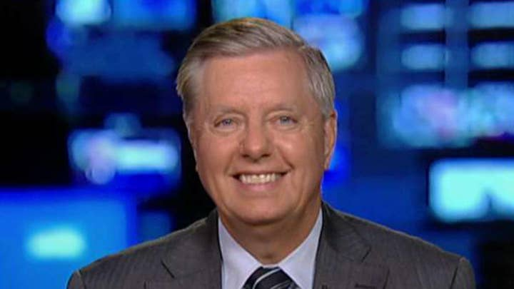Graham: Ukraine transcript is 'underwhelming'