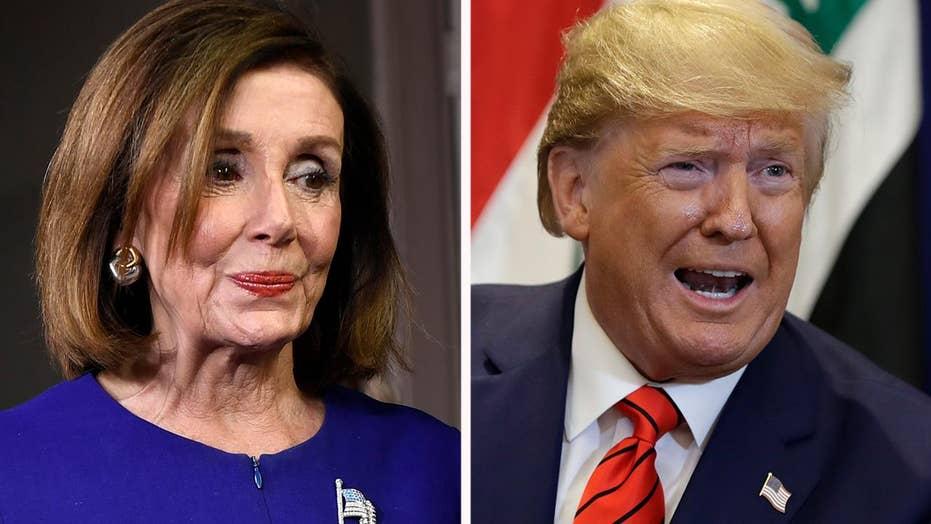 Pelosi launches formal impeachment inquiry, Trump set to release Ukraine call transcript