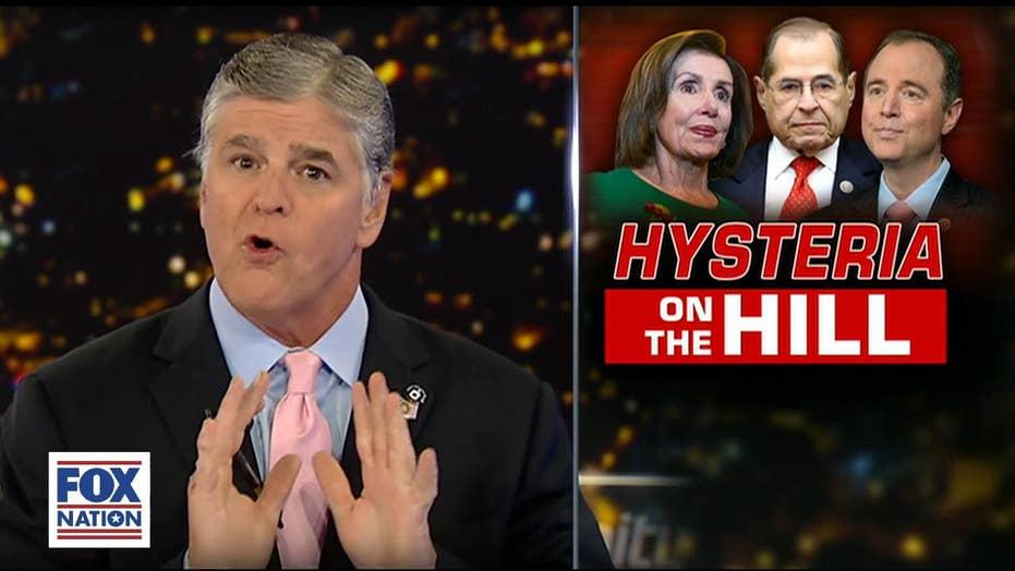 Fox News Primetime hosts react to Dem's impeachment push.