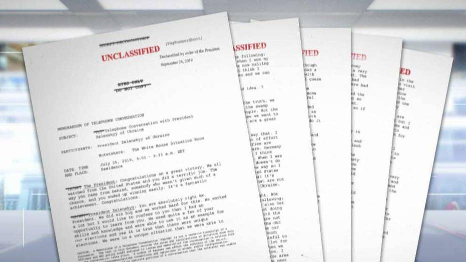 Keeping It Simple – The Impeachment Transcript #VetsForTrump