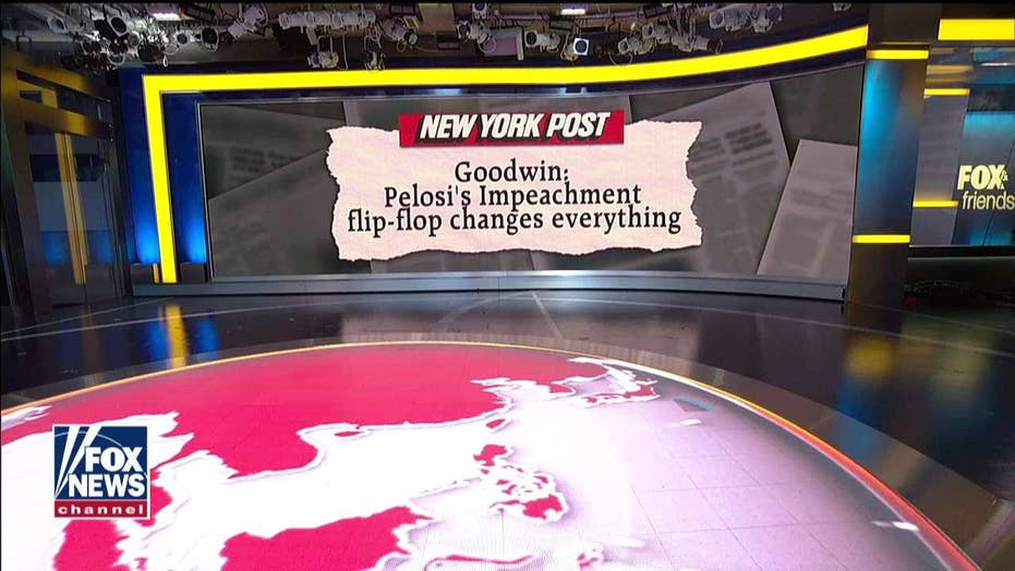 Michael Goodwin: Democrats botched impeachment push